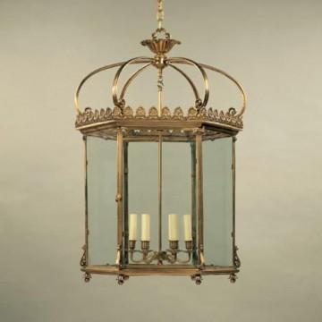 Vaughan Wilton Hall Lantern CL0117.BR