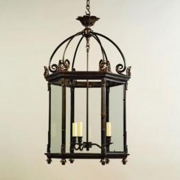 Vaughan Rousham Hall Lantern CL0121.BZ