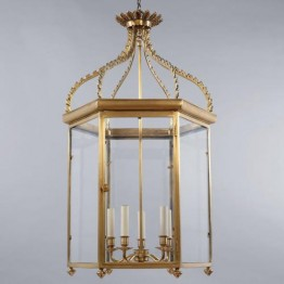Vaughan Regency Hall Lantern CL0032.BR