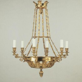 Vaughan Fontainebleau Chandelier CL0069.GI