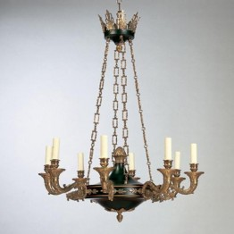 Vaughan Chatillon Empire Chandelier CL0056.BK