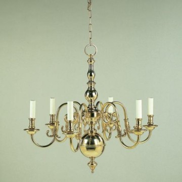 Vaughan Dutch Chandelier CL0202.BR