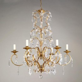 Vaughan Chantilly Chandelier CL0120.GI