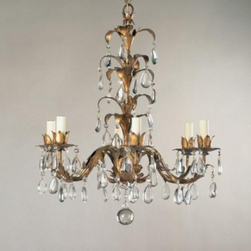 Vaughan Avranches Chandelier CL0122.GI