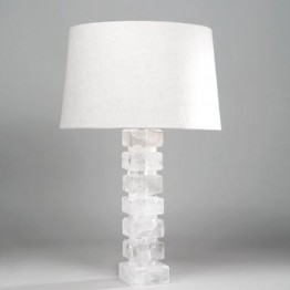 Vaughan Rock Crystal Column TG0032.RC