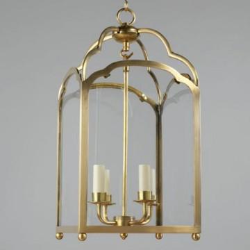 Vaughan Winslow Square Lantern CL0246.BR