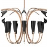 Delightfull Aretha Classic Sculptural Suspension Lamp