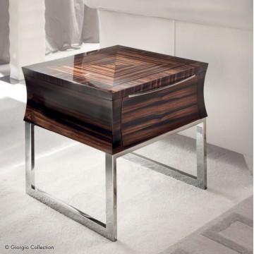 Giorgio Collection Square end table