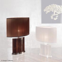 Giorgio Collection Ebony medium lamp