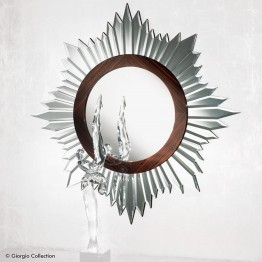 Giorgio Collection Sunburst mirror