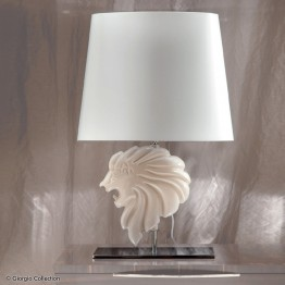 Giorgio Collection Lion lamp