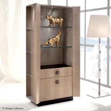 Giorgio Collection Single bookcase