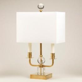Vaughan Le Marais Bouillotte Table Lamp TM0091.BR