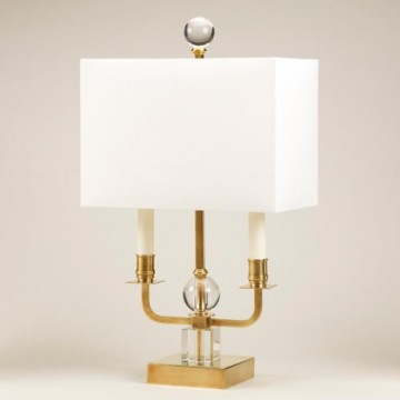 Vaughan Le Marais Bouillotte Table Lamp TM0091.BR