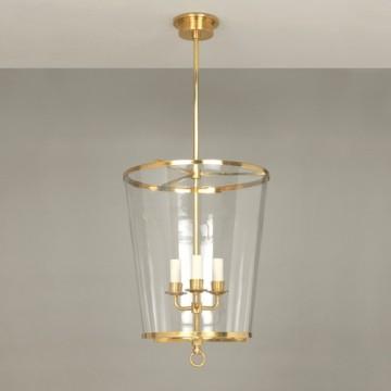 Vaughan Zurich Lantern, Fixed Rod CL0293.BR