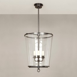 Vaughan Zurich Lantern, Fixed Rod CL0293.BZ