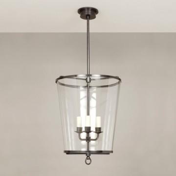 Vaughan Zurich Lantern, Fixed Rod CL0293.BZ