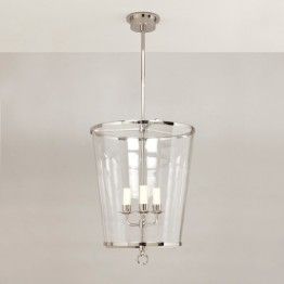 Vaughan Zurich Lantern, Fixed Rod CL0293.NI
