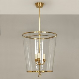 Vaughan Zurich Lantern, Fixed Rod CL0295.BR