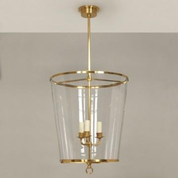 Vaughan Zurich Lantern, Fixed Rod CL0295.BR