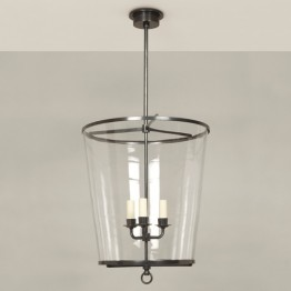 Vaughan Zurich Lantern, Fixed Rod CL0295.BZ