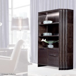 Giorgio Collection Single Bookcase