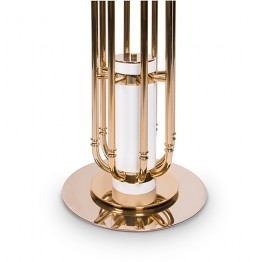 Delightfull Botti Golden Floor Lamp