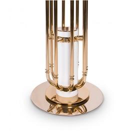 Delightfull Botti Golden Floor Lamp