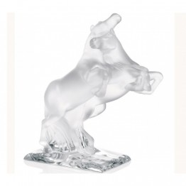 Lalique 2 Wild Horses, Numbered Edition