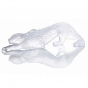 Lalique Clear Large Zeila Panther