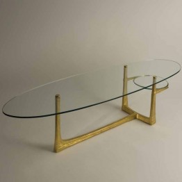 Charles Paris Phoebee Table A-004 (Gilding 24 carats)