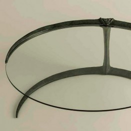 Charles Paris Sapajou Table A-003 (Bronze patina)