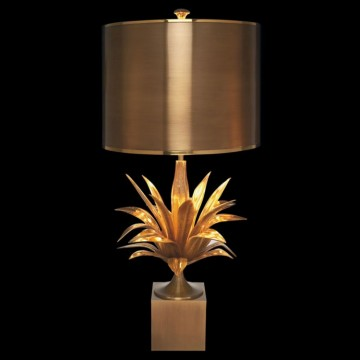 Charles Paris Agave a GorgeTable Lamp 2390-BIS (Medal Gold)