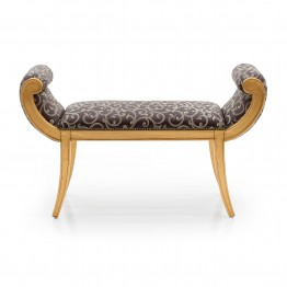 Seven Sedie Upholstered bench Barchetta