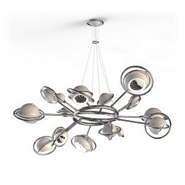 Delightfull Cosmo Suspension Hanging Lamp
