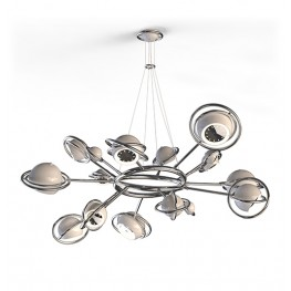 Delightfull Cosmo Suspension Hanging Lamp