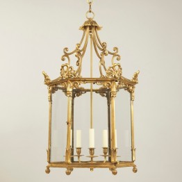 Vaughan Repton Hall Lantern CL0058.BR