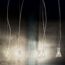 De Majo Suspension Lamp Memory XXS S5D