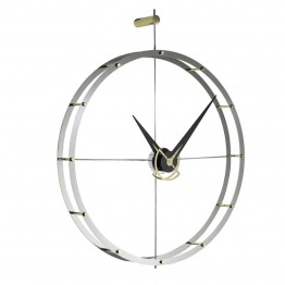 Doble O g clock - Nomon Wall Clocks