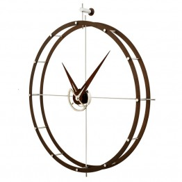 Doble O n clock - Nomon Wall Clocks
