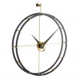 Doble O NG clock - Nomon Wall Clocks