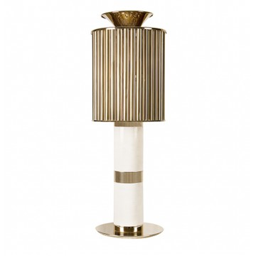 Delightfull Donna Mid Century Modern Table Lamp
