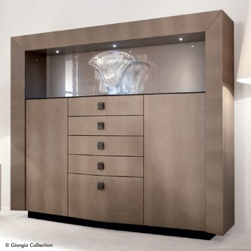 Giorgio Collection Double bookcase