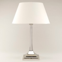 Vaughan Arts & Crafts Column Table Lamp TM0053.NI