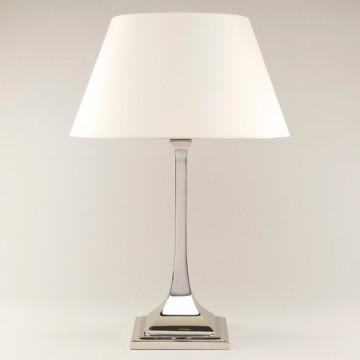 Vaughan Arts & Crafts Column Table Lamp TM0053.NI