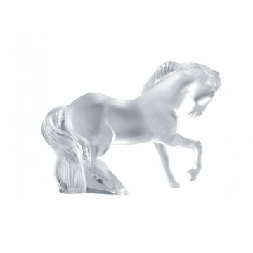Lalique Clear Mistral Horse