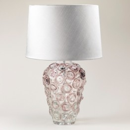 Vaughan Zermatt Glass Lamp TG0059.PU