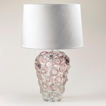 Vaughan Zermatt Glass Lamp TG0059.PU