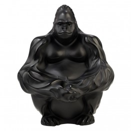 Lalique Black Gorilla