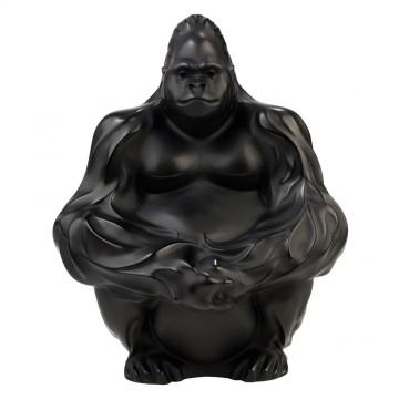 Lalique Black Gorilla